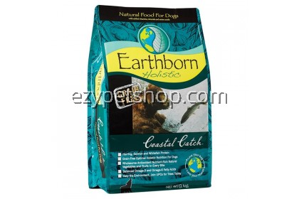 Earthborn Grain-Free Holistic Coastal Catch™ 2.5KG