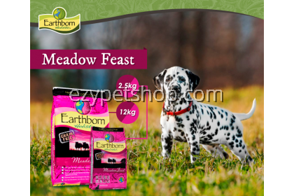 Earthborn Grain-Free Holistic Meadow Feast™ 2.5KG