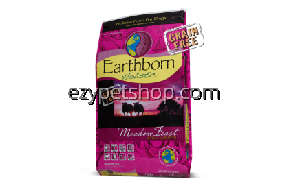 Earthborn Grain-Free Holistic Meadow Feast™ 12KG