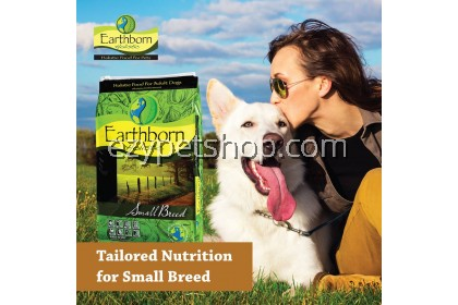 Earthborn Holistic Natural Small Breed 2.5KG