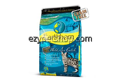 Earthborn Holistic® Grain Free Wild Sea Catch™ 6.36KG