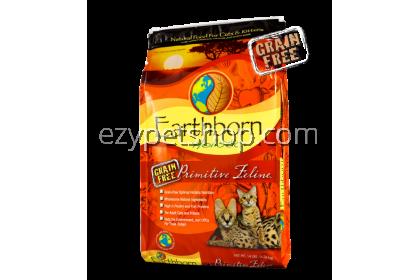 Earthborn Holistic® Grain Free Primitive Feline™ 2.27KG