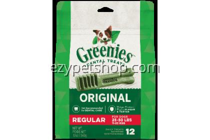 Greenies Regular 12pcs
