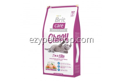Brit Care Cat - Crazy I'M Kitten (7kg)