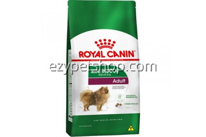 Royal Canin Mini Indoor Adult 3kg